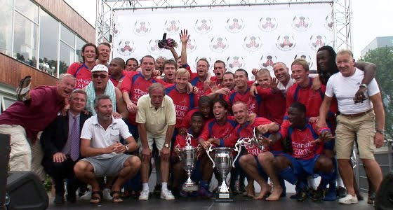 JOS Watergraafsmeer wint het Kampioenschap van Amsterdam 2012