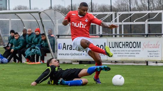 JOS weet tegen Nieuw Utrecht eindelijk weer wat winnen is