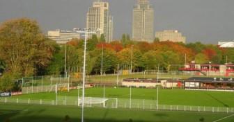 Voetbal Amsterdam