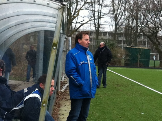 Hans Verhoogt (Ouderkerk) maakte zich niet voor de derde keer boos!