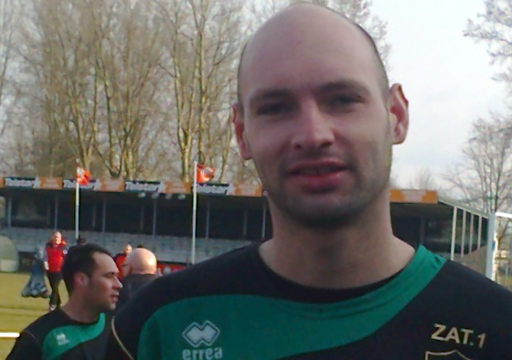Het meespelen van  Tim Portengen tegen Waterwijk is nog onzeker