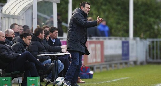 Cor ten Bosch is vanaf komend seizoen de nieuwe trainer van FC Breukelen