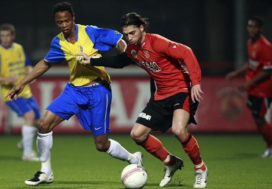 Paul Quasten speelde, na de jeugd van Ajax, vier jaar voor FC Volendam