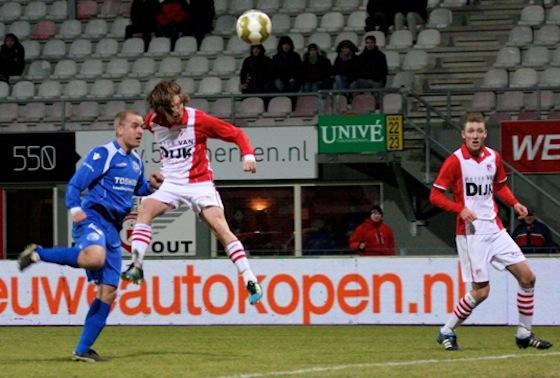 Foto website FC Emmen