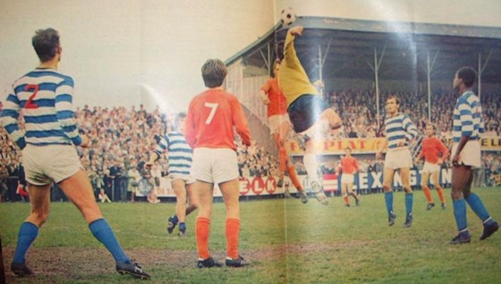 1969 1970 Volendam Blauw Wit