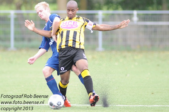 Foto Rob Beense: Jermano Lofosang speelt komend seizoen voor FC Volendam