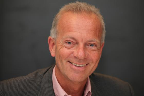 Ronald Mauer is portefeuillehouder Sport in het Stadsdeel Nieuw West