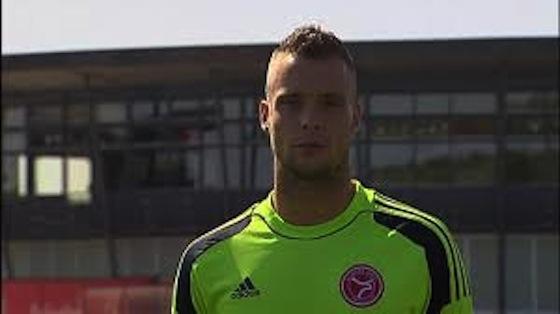 Foto Omroep Flevoland: Stephan Veenboer stond dit seizoen onder contract bij Almere City