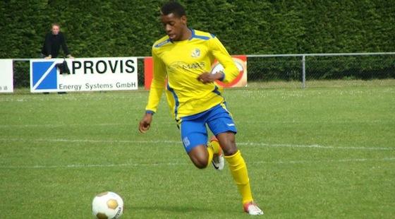 Lulinho Martins zal tijdens de voorbereiding niet in het geel van Legmeervogels, maar van Villareal spelen.