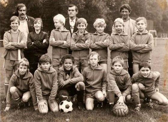 oud jeugdteam