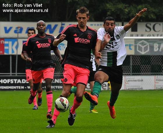 Jordi van Duijn Ajax