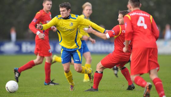 LMV-FC Weesp 1