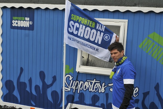 Klaas-Jan Huntelaar Nederland Schoon