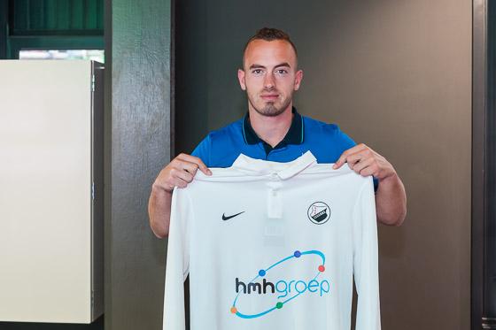 Sven Kolle speelde dit seizoen met VVZ'49 in de zaterdag eerste klasse.