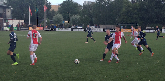 Ajax - Sparta Nijkerk
