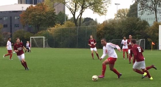 AMVJ - FC Amsterdam