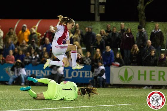 Ajax Vrouwen - PSV