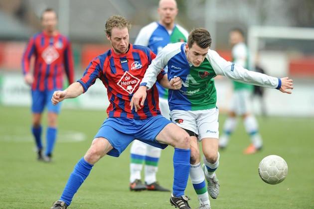 FC Aalsmeer - De Vecht