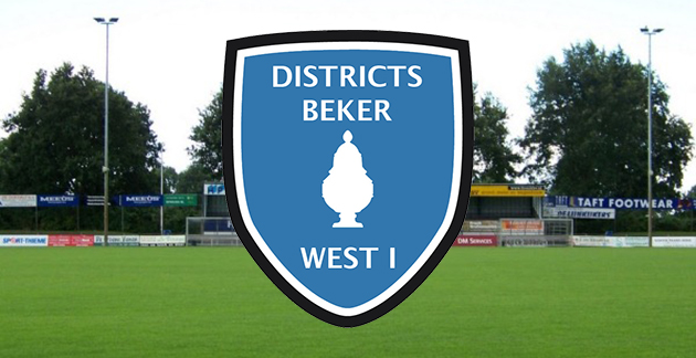 Districtsbeker west 1