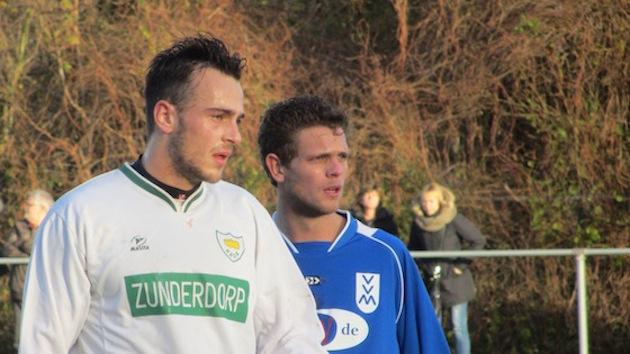 Joey Noordenbos scoorde tijdens het seizoen 2013/2014 dertig keer voor HBOK