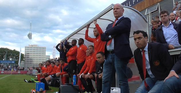 12072016 AFC Ajax Ton du Chatinier foto hav
