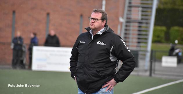 Foto John Beckman   Trainer Raymond de Jong