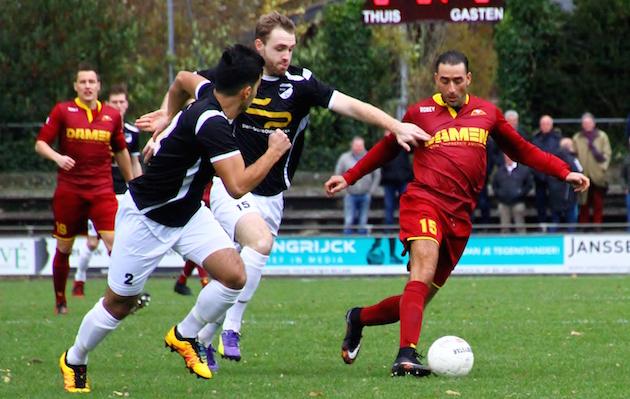 Foto Robert Molnar | Door de overwinning op Quick'20 (3-0) volgt nu alleen Westlandia koploper De Dijk nog op acht punten.