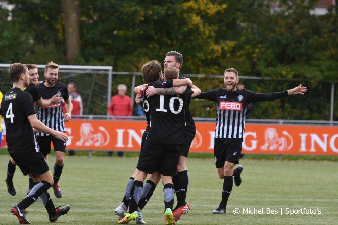 SDZ verpulvert Fortuna Wormerveer - Het Amsterdamsche Voetbal