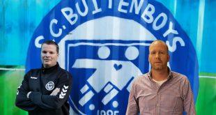 Patrick Bal en Mark Steur