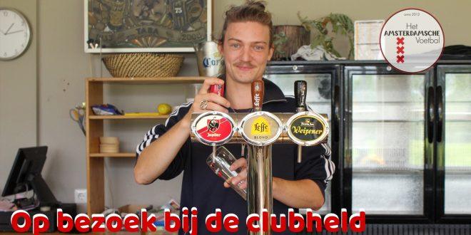 Clubheld Wessel Moerkamp