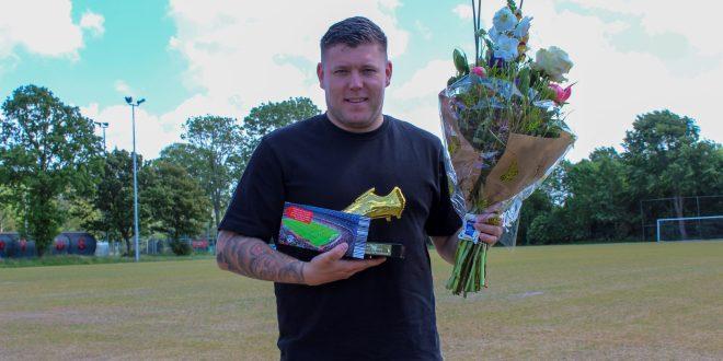 Dave Hertog topscorer 2019/2020