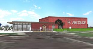 FC Abcoude nieuw clubhuis